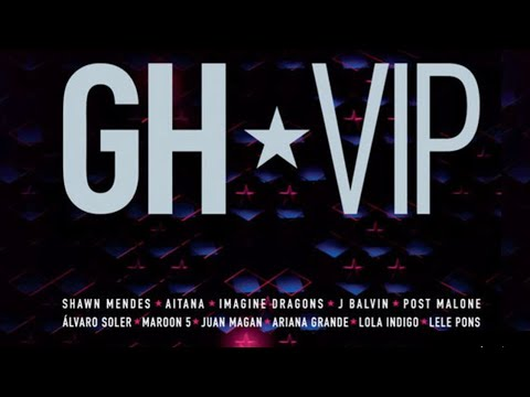Gh Vip 6 Cd Oficial Disco 1 Youtube