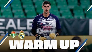 WARM-UP | Betis - Real Madrid
