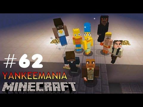 YANKEEMAN Wir brauchen noch einen Eingang #62 Let´s Play Minecraft
