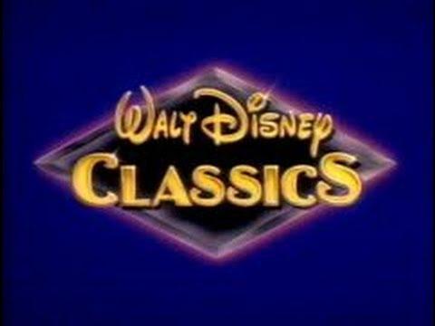 My Disney Black Diamond VHS Tape Collection