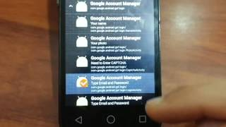 how to remove google account on vodafone v795 android 5 or 6