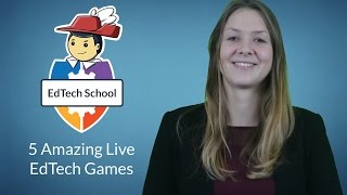 Gamify your classroom with these 5 amazing edtech tools