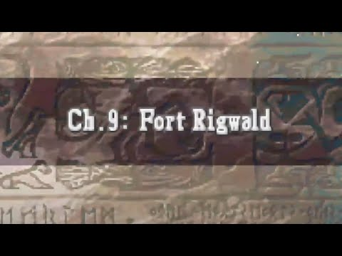 "Fire Emblem 8 Hard Mode Chapter 9 Ephraim's Route ""Fort Rigwald"""
