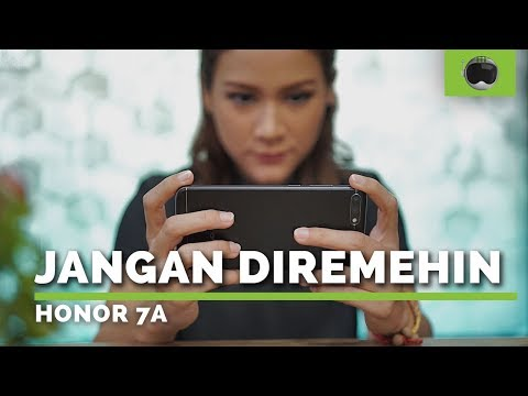 HAPE RAMPING HARGA MIRING   Review Honor 7A