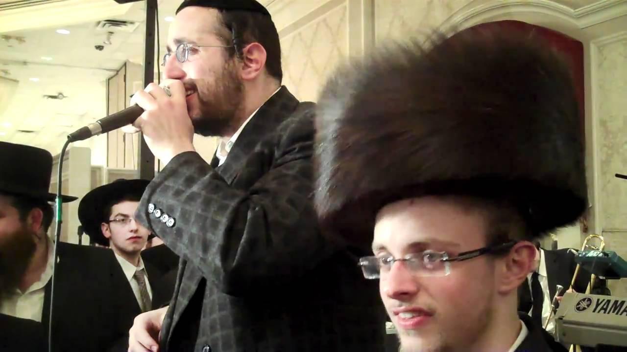 Lipa Rocking Ya'alili With EvanAl in Ateres Chaya