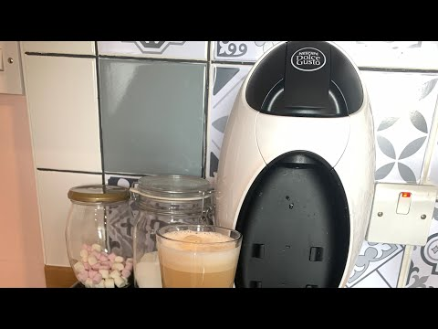 DOLCE GUSTO COFFEE MACHINE REVIEW & TUTORIAL