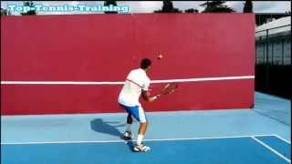 Tennis Practice Wall | Training Drills Part 2