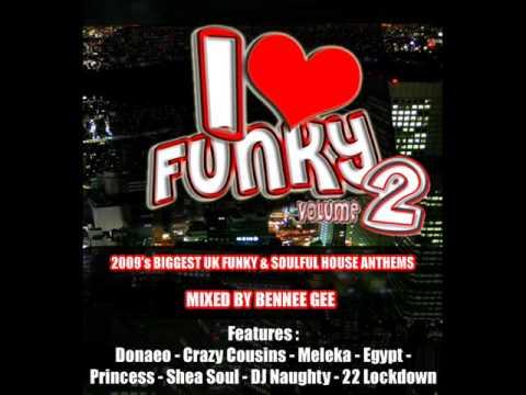 Bennee Gee I Love Funky 2  Featuring Funky Dee & Migraine Skank