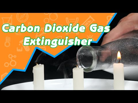 How to Make a Carbon Dioxide Gas Extinguisher?
