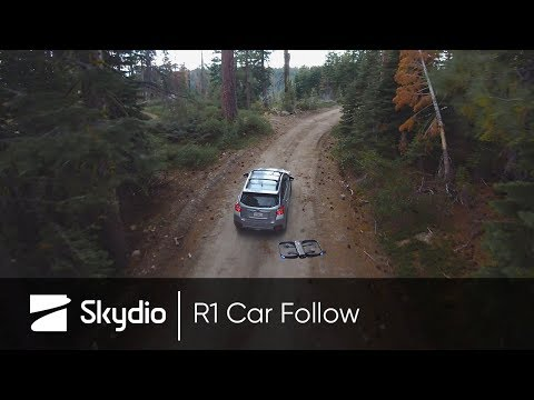 Video thumbnail of Skydio R1