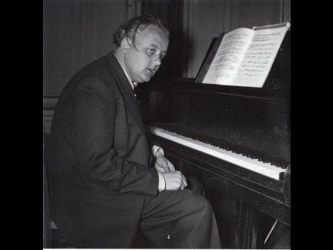 Erik Then-Bergh plays Bach/Busoni -- Chaconne (1938 rec.)