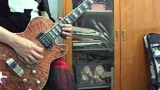 Megamasso メガマソ - 星降町にて (Hoshi Furi Machi Nite) Guitar Cover