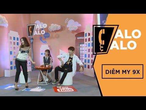 ALO ALO 41 - DIỄM MY | Gameshow Hài Hước Việt Nam
