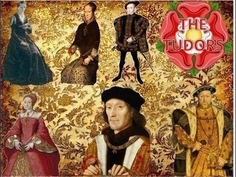 Тюдоры.  Короли и королевы Англии