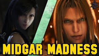 MIDGAR MADNESS | E3 Breakdown - Final Fantasy VII Remake