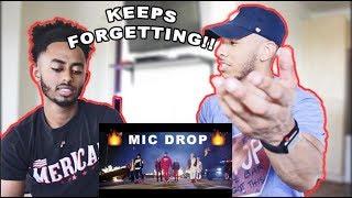 Video BTS (방탄소년단) 'MIC Drop (Steve Aoki Remix)' Official MV (REACTION) download MP3, 3GP, MP4, WEBM, AVI, FLV Oktober 2018