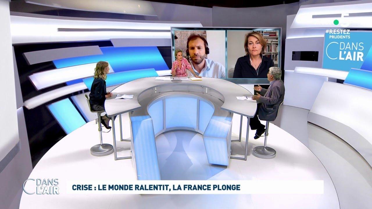 Crise Le Monde Ralentit La France Plonge Cdanslair 11 06 2020 Youtube