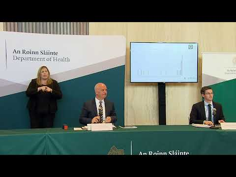 Daily Department Of Health Briefing On The Covid-19 Pandemic