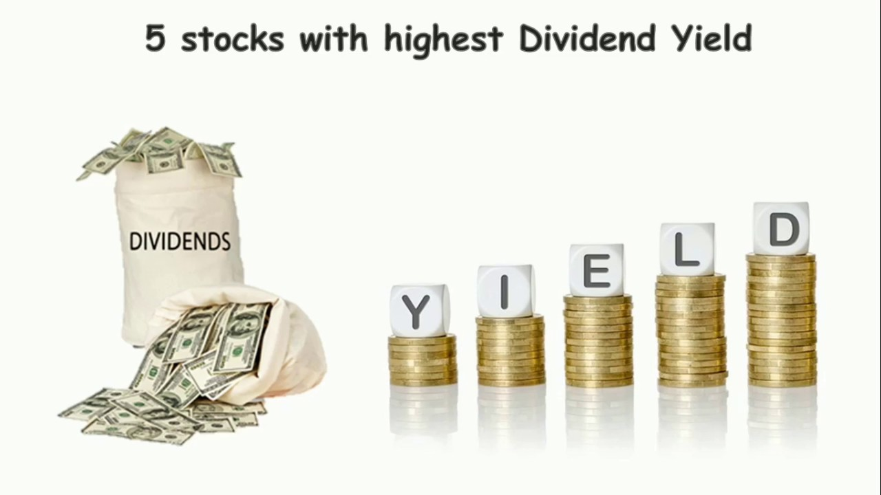 how to work out dividen yield