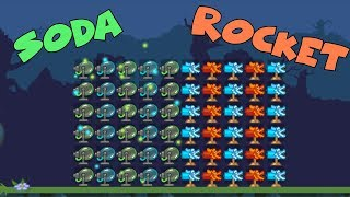Bad Piggies - SILLY INVENTIONS SODA BOTTLE VS ROCKET!