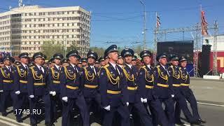 Парад Победы Оренбург