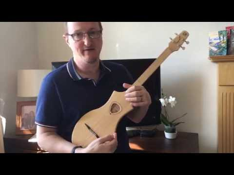 Stick Dulcimer Review No.4: The Seagull Merlin