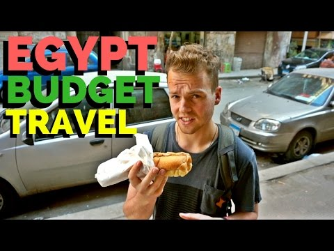 TRAVEL in EGYPT for EXTREMELY CHEAP مصر