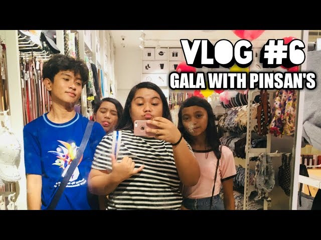GALA WITH PINSANS! | VLOG #6