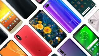 Top 5 Recently Launched Budget Phones 2018-19 -Youtube /Teatech