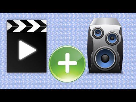 Video und Audio Datei zusammenfügen [How to/German/HD]