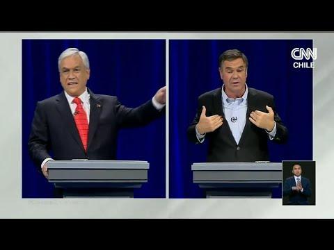 """Sebastián Piñera vs Manuel José Ossandón: """"Te quedan Pocos Días de Candidato"""""""
