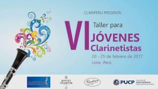"""""""Piolicha"""". Gran Ensamble de Clarinetes de Clariperu"""