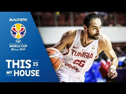 Tunisia v Chad - Full Game - FIBA Basketball World Cup 2019 - African Qualifiers