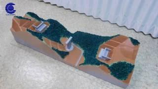 『建築模型展』展示用動画