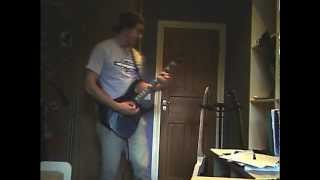 Here is my version of the song. Drop B tuning.