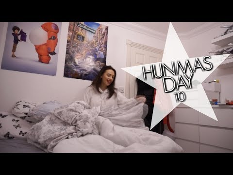 MY FIRST CHRISTMAS DUVET | HUNMAS & GIVEAWAY #10