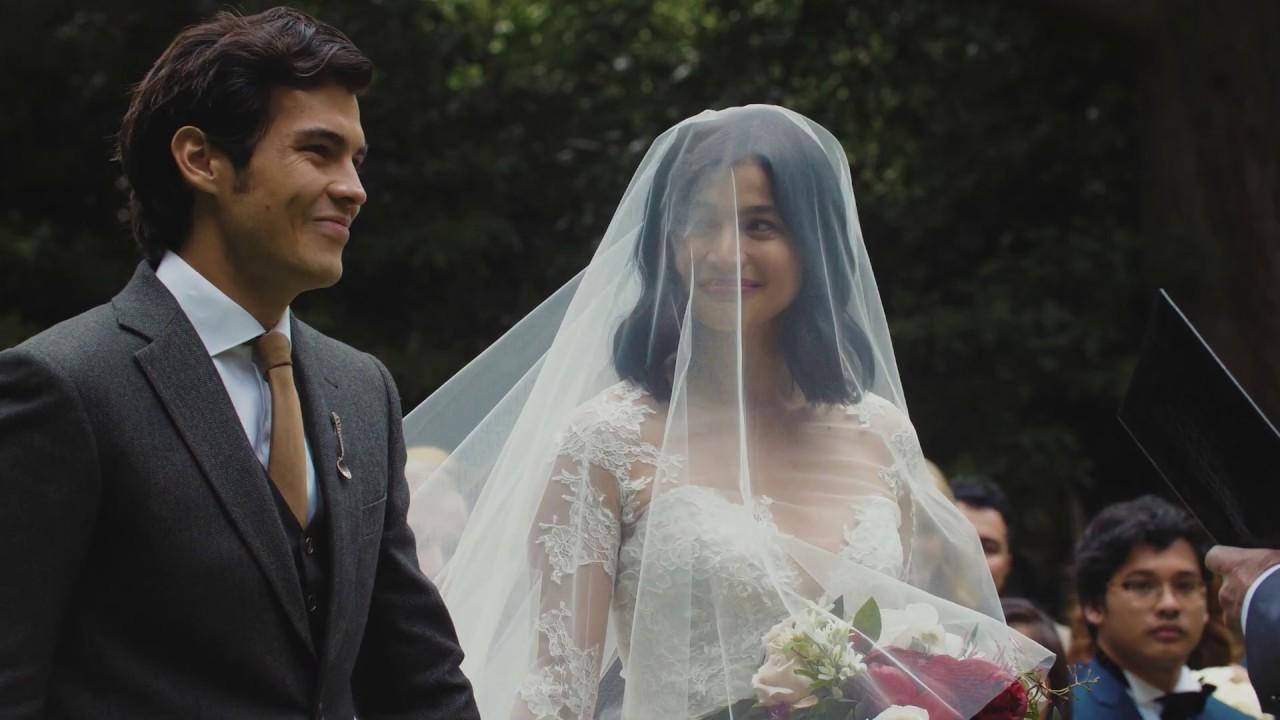 Anne S Wedding: Anne Curtis And Erwan Heusaff's Full Wedding Ceremony