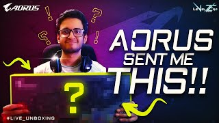 Level Zero Esports & Aorus Sent me This - Unboxing - Become Member @29 - !insta !join !montage