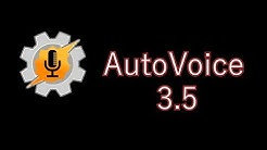 AutoVoice 3.5 - Google Assistant and Smart Home Beta