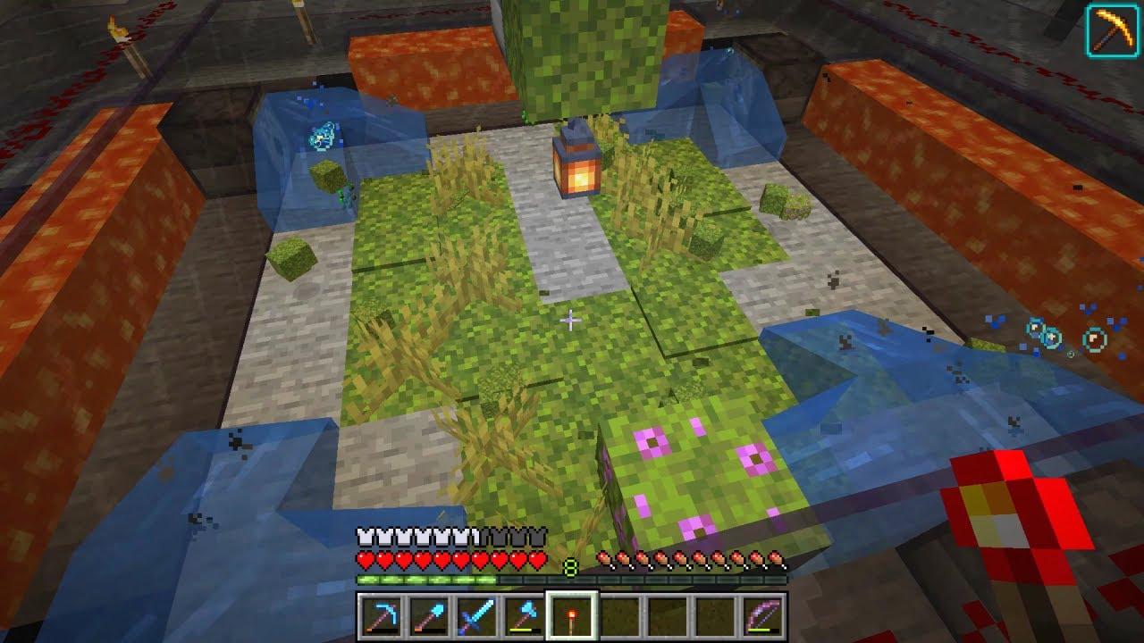 Download Minecraft - HermitCraft S8#3: Moss Madness