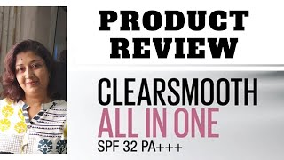 Product Review:Maybelline New York Clear smooth All in One UV+Oil Control with SPF 32