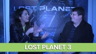 Lost Planet 3 Gameplay Preview and Interview (Andrew Szymanski, Capcom)