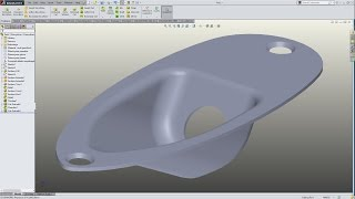 SOLIDWORKS 2015 IMAGE SIMPLE SURFACE
