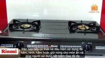 Bếp Ga Rinnai RV-377(G)N l Rinnai Việt Nam l Rinnai Nhập Khẩu