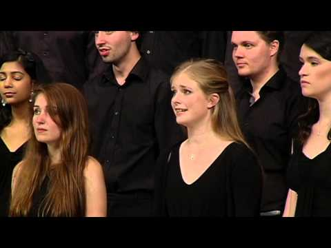 The Wings of the Wind Owain Park  Trinity College Choir, USA Tour 2015