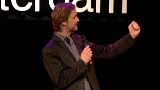 TEDxAmsterdam - Opening Jim Stolze & Pep Rosenfeld