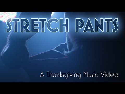 Kat Jackson - Stretch Pants - A Thanksgiving Song