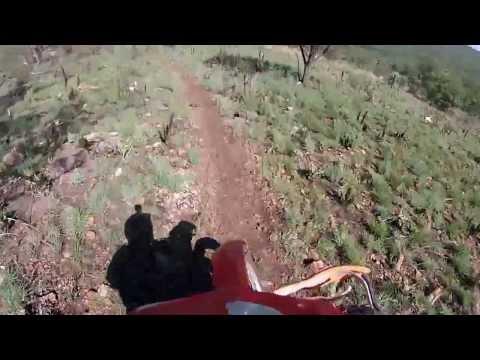 Brent Riding Bike @ Wild West
