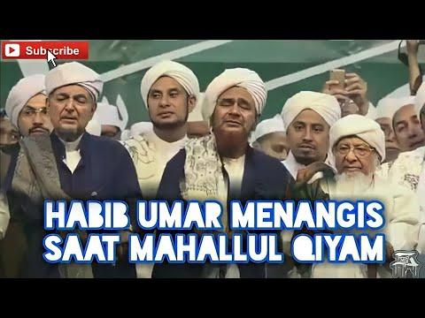 Munajat Udzma|Habib Umar Menangis Saat Mahallul Qiyam|Di PonPes Asshidqu