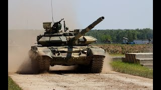 Військова танкова техніка прибула в Ставрополь